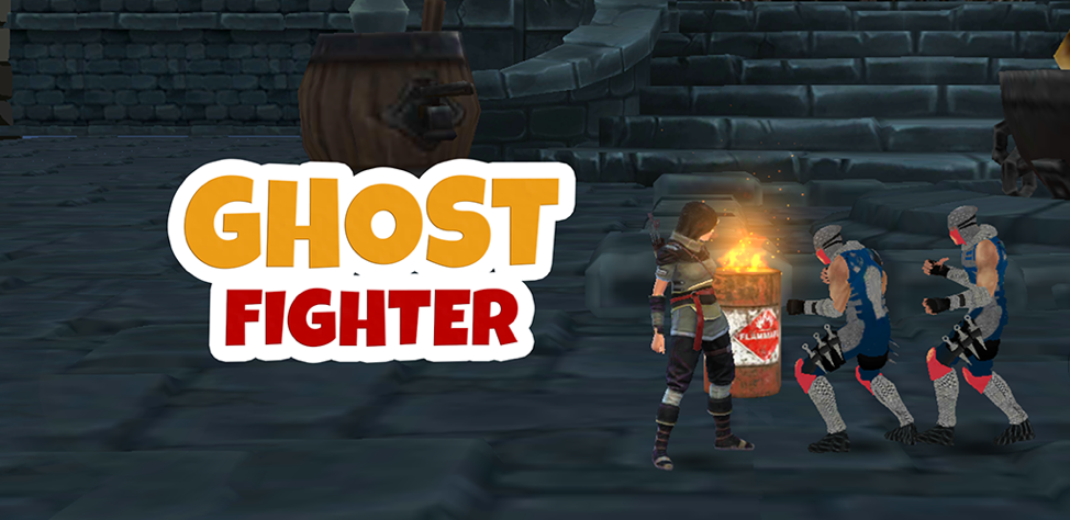 Ghost Fighter – Adventure Fighting Game