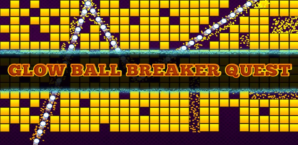 Glow Ball Breaker Quest Challenge Game